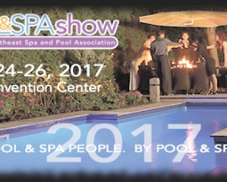 Industry Trade Show Announcement – The Pool and Spa Show – Atlantic City