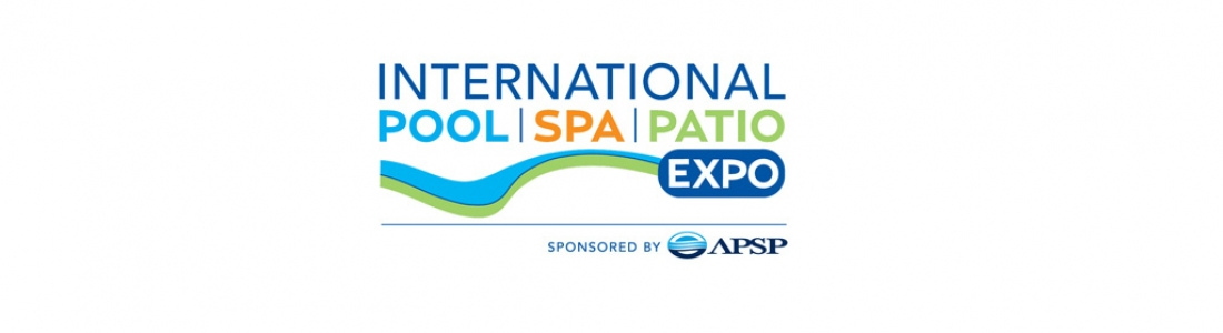International pool spa patio expo nola edition rocky 39 s for Pool expo show